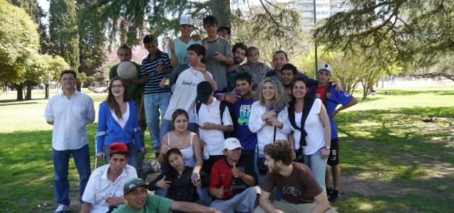 Dans une maison en plein centre de Rosario (Argentine), l'association...